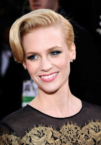 January Jones - 17th Annual Screen Actors Guild Awards - Red Carpet - january-jones Photo
