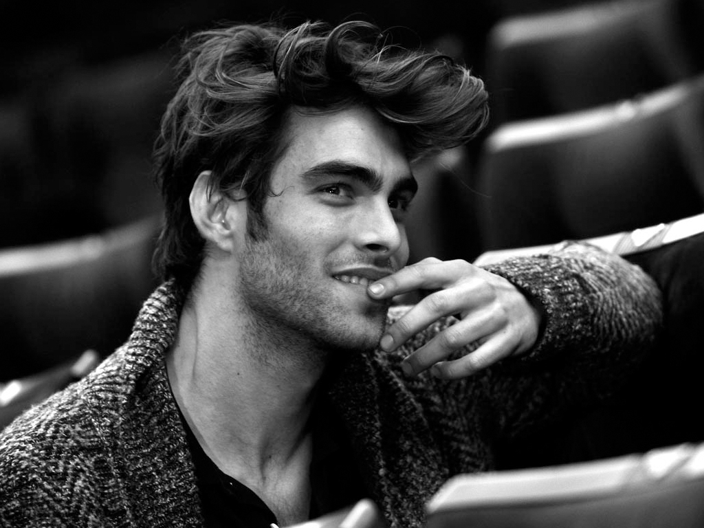 Male Models Jon Kortajarena