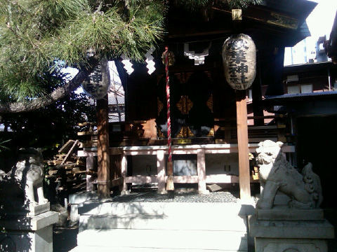 Just visited a Japanese Shrine.