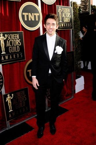 Kevin @ the SAG Awards