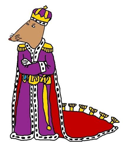 King Nigel Ratburn