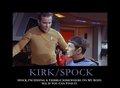 Kirk/Spock Tribble