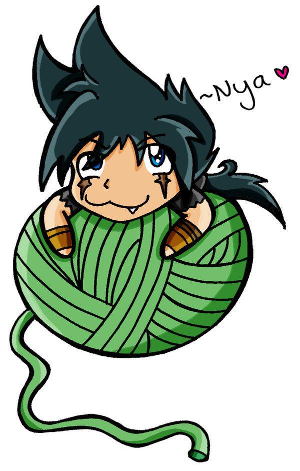 Kyouya likes his yarn
