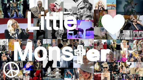 Lady GaGas Little Monsters