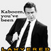 Lawyered - marshall-eriksen icon