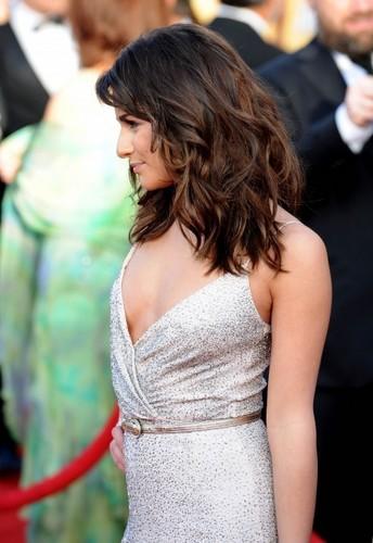 Lea @ SAG Awards 2011