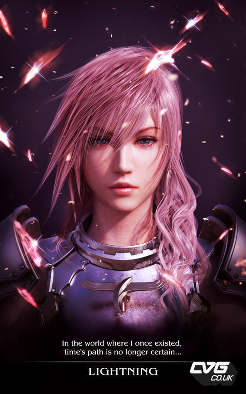 lightning final fantasy. Lightning - Final Fantasy