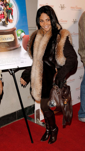 """Lil' Kim @ The 2007 """"Perfect Party"""""""