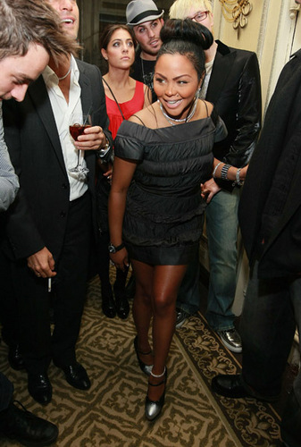 "Lil' Kim @ The 2007 ""Perfect Party"""