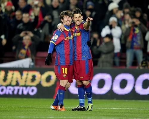 Lionel Messi (Barcelona - Almeria)