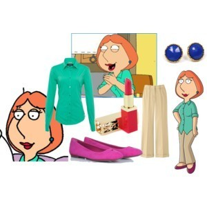 Family Guy achtergrond called Lois Griffin