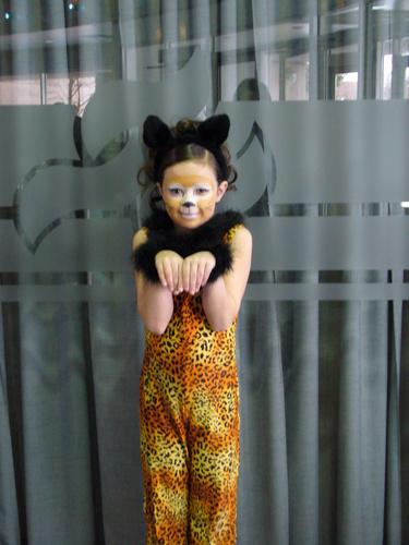 ME as a kitteh. Meow :3
