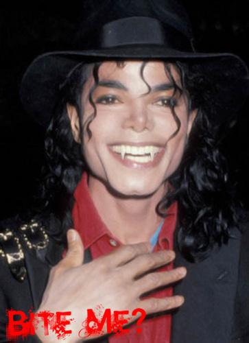 MJ Vampire