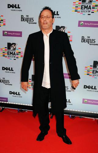 এমটিভি ইউরোপ সঙ্গীত Awards 2009 - VIP Arrivals