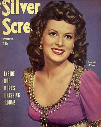 Maureen O'Hara Covers