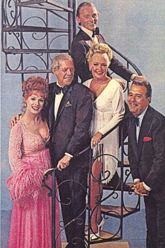 Maureen O'Hara & Ernie Ford