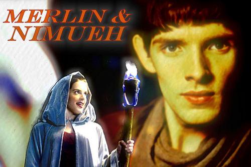 Merlin &Nimueh