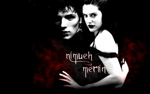 Merlin and Nimueh