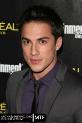 Michael Trevino @ EW's Pre-Sag Party