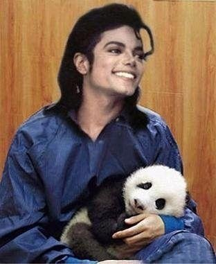 Michael and animaux
