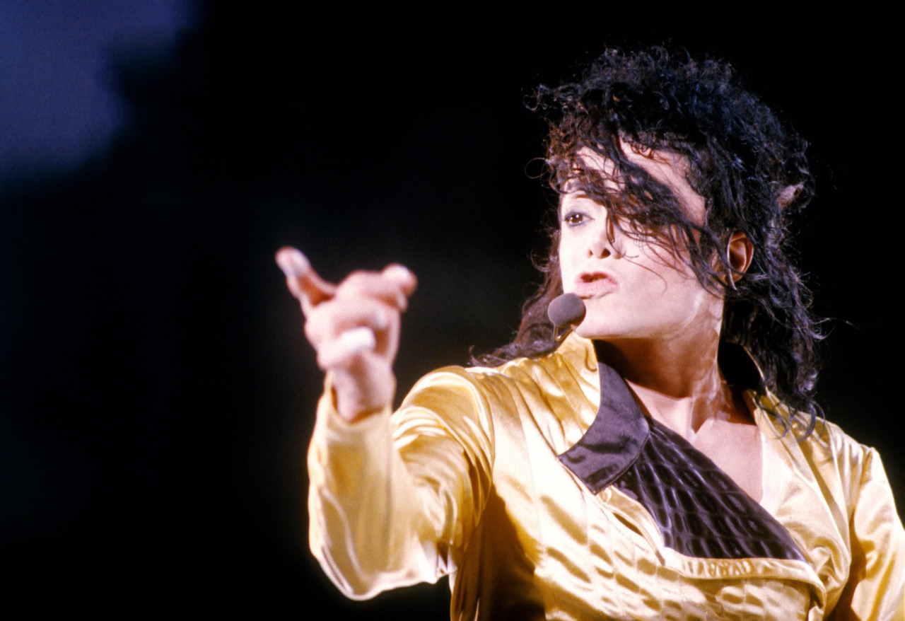 Michael jackson dangerous wallpaper hd