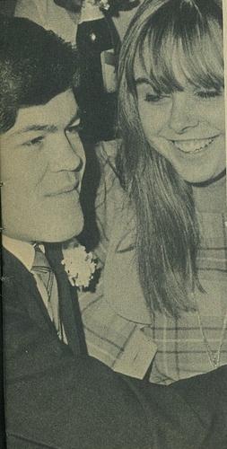 Micky Dolenz & Samantha Juste