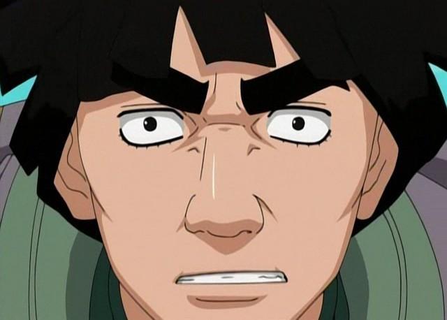 Might GAI Naruto