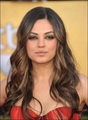Mila @ 2011 SAG Awards - mila-kunis photo