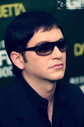 Brian Molko wallpaper containing sunglasses called Mr Molko:*