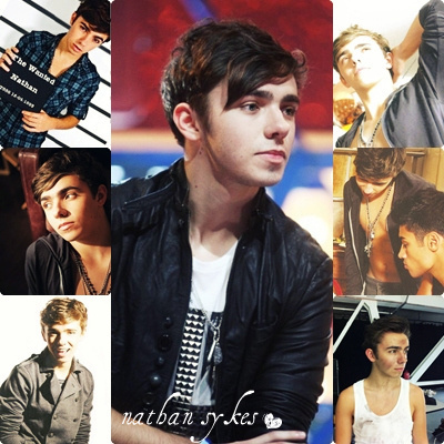 Nathan Sykes (I Can't Help Falling In प्यार Wiv U) 100% Real :) x