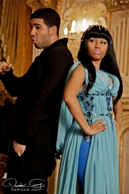 Nicki Minaj wallpaper containing a dinner dress called Nicki - 'Moment For Life' video stills