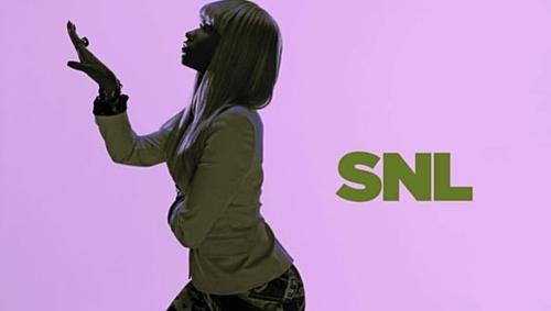 Nicki - SNL fotos