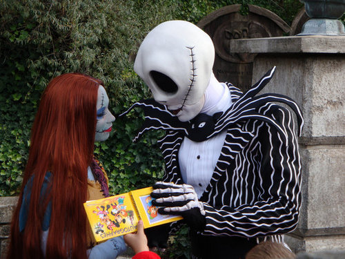 Nightmare Before Christmas live