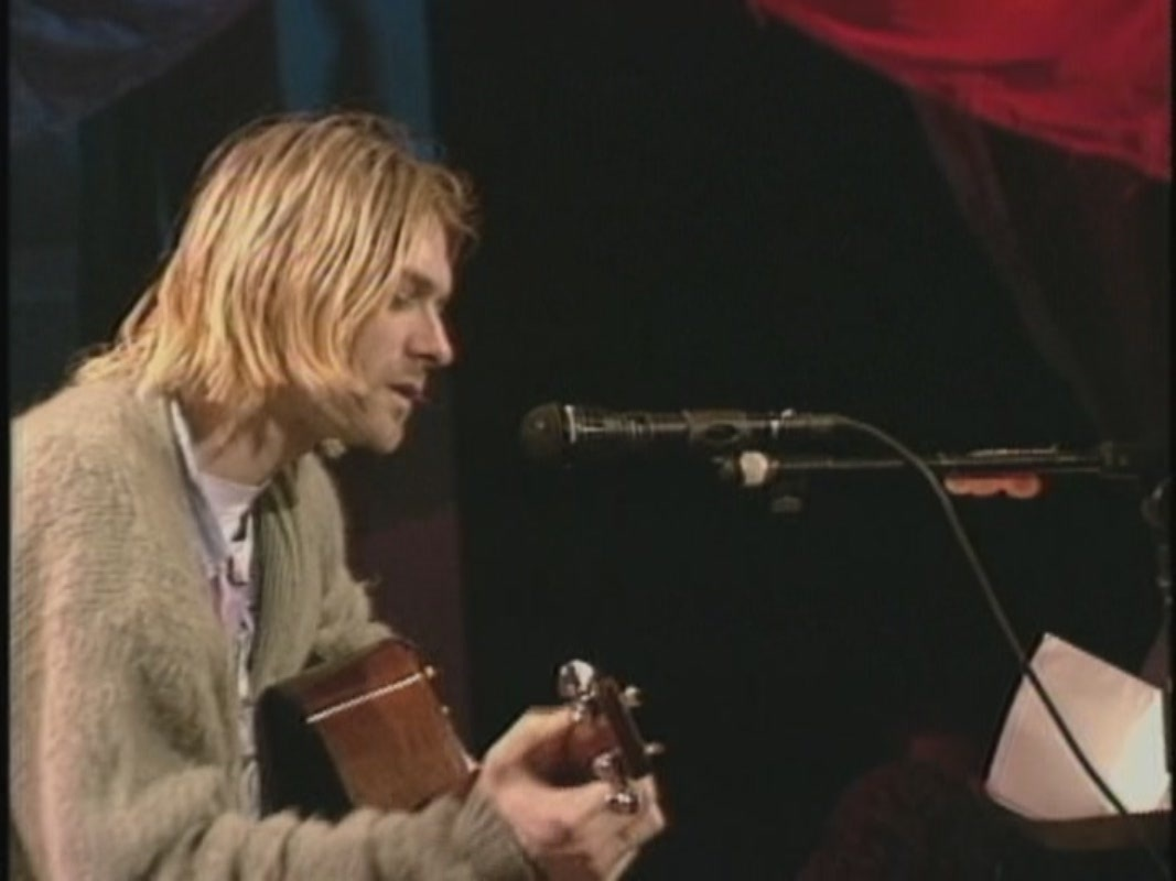 Nirvana - MTV Unplugged in NY - Rehearsals - Nirvana Image ...