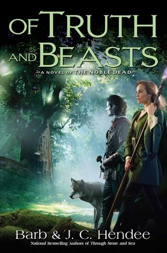 Of Truth and Beasts US Cover Wynn, Chane and Shade