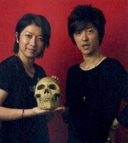 Ono Daisuke and Sakurai Takahiro