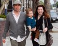 Out & About In Santa Monica - alyson-hannigan photo