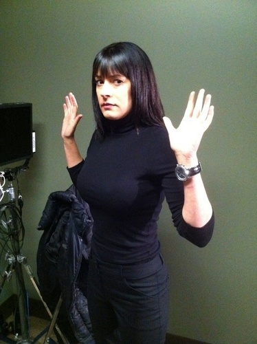 Paget 'Under Arrest' sejak @GibsonThomas