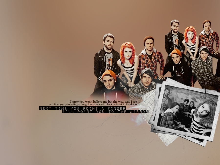 paramore wallpapers. Paramore Wallpaper