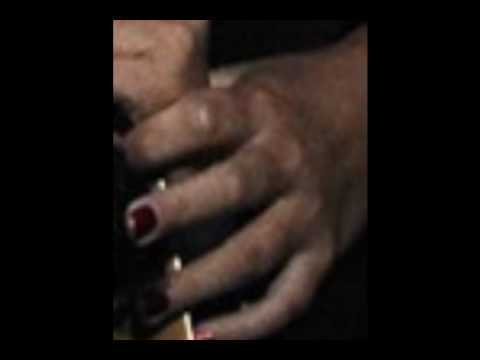 Paris Jackson nail Color Red!