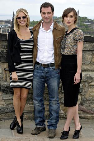 Photocall The Edge of amor Edinburgh castillo 18-06-2008