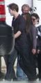 Photos Of Robert Pattinson, Stephenie Meyer & Cast On The Breaking Dawn Set! - twilight-series photo