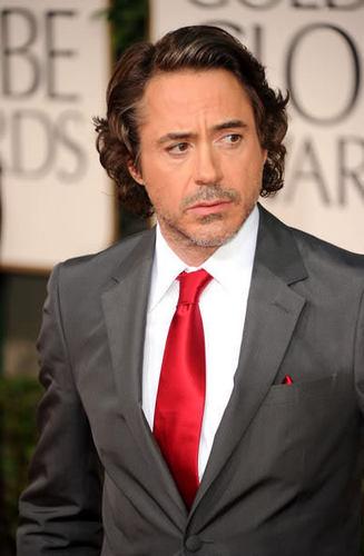 RDJ at the Golden Globes 2011