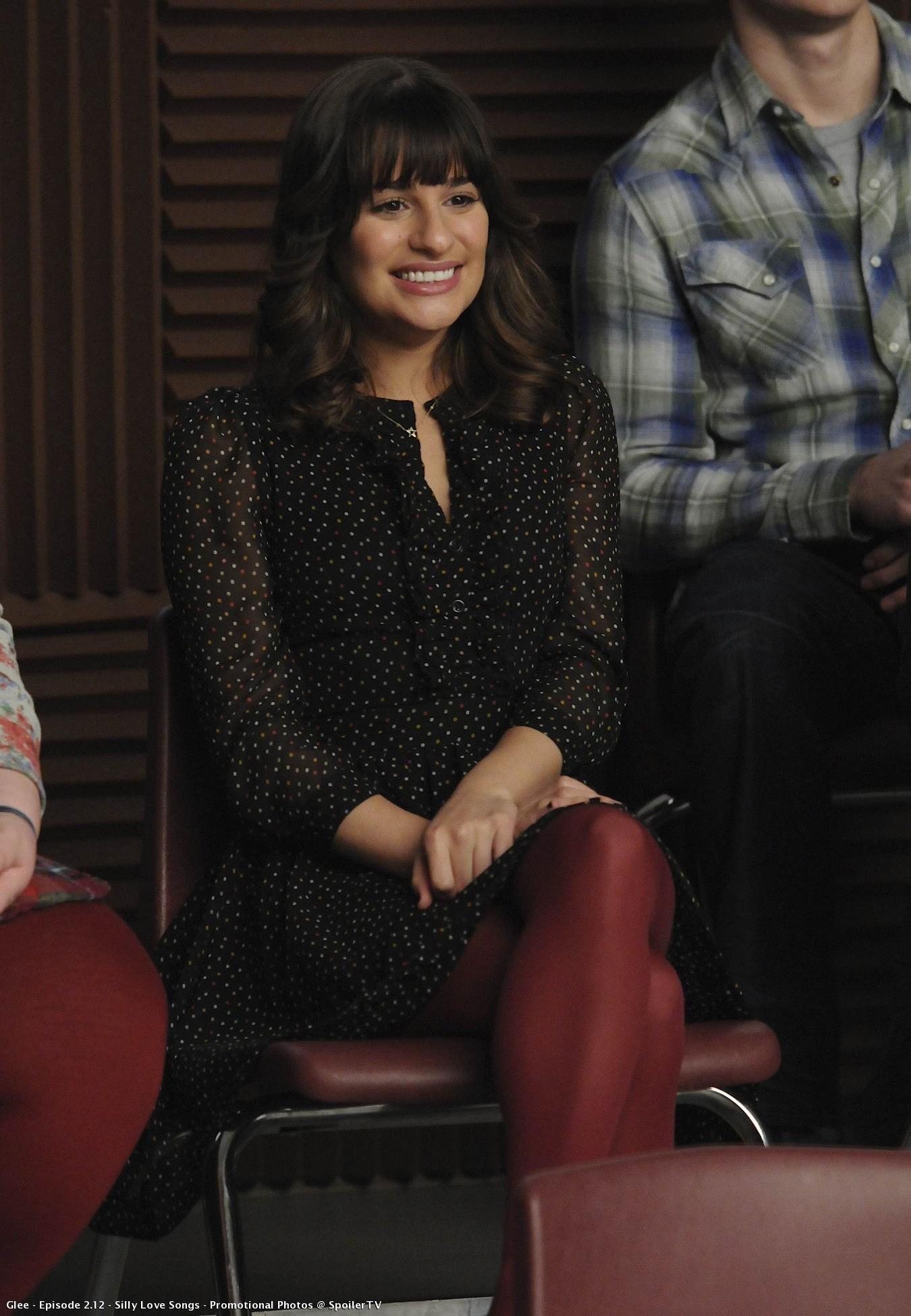Rachel 2x12 'Silly 爱情 Songs' Promo Pic
