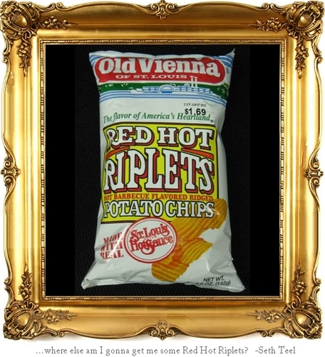 Red Hot Riplets