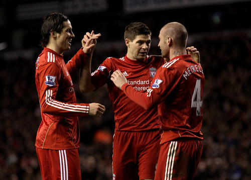 S. Gerrard (Liverpool - Fulham)