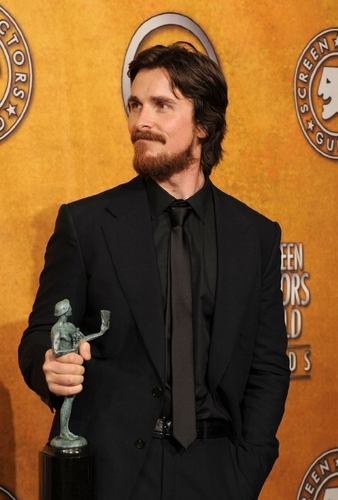 SAG Awards 2011 Christian Bale