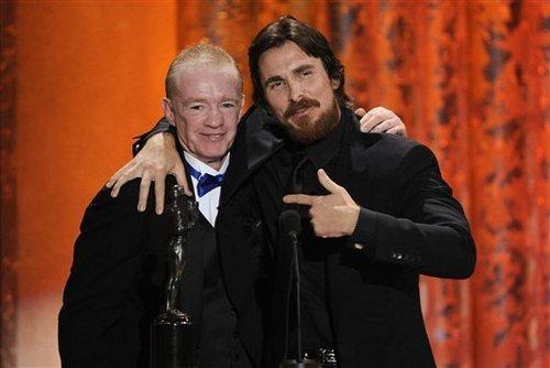 SAG Awards 2011 Christian Bale