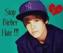 SERIOUSLY... STOP HATING BIEBER !!