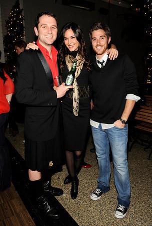 Saint David's día Party Hosted por Mathew Rhys At Palihouse Holloway 28-02-2010